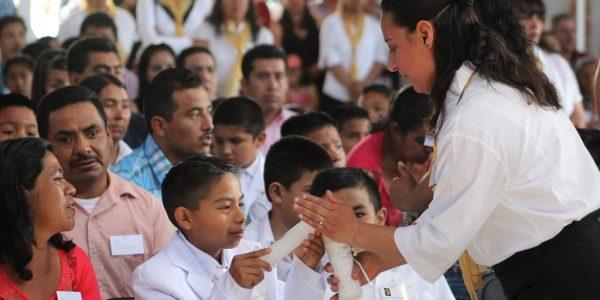 Confirmaciones en la fiesta patronal de San José El Alto