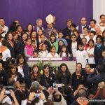Misa de envío de Juventud y Familia Misionera