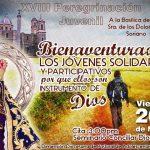 XVIII Peregrinación Juvenil a la Basílica de Soriano