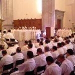 Celebración de la Misa Crismal en la Catedral
