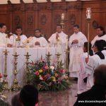 Visita de la Santísima Virgen de El Pueblito a la Catedral