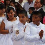 Primeras Comuniones en El Pintillo, Parroquia del Sagrado Corazón de Jesús