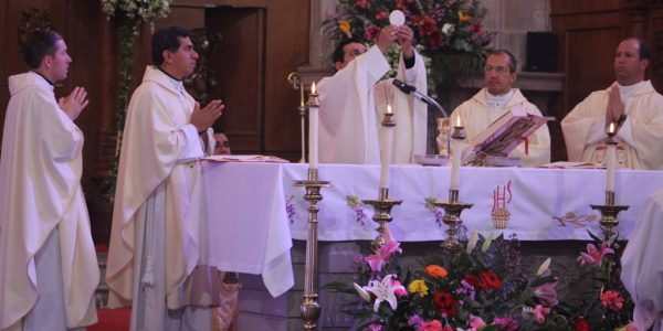 Regnum Christi en la Santa Iglesia Catedral