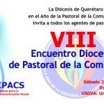 VIII Encuentro Diocesano de Pastoral de la Comunicación