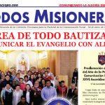 Todos misioneros… Subsidio para el Año de la Pastoral de la Comunicación Social