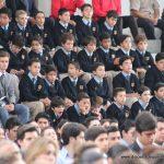 Misa de acción de gracias en el Colegio Álamos
