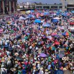 La Diócesis de Querétaro llegó a la Basílica de Guadalupe