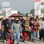 Inició la 125 Peregrinación en la Ciudad Episcopal de Querétaro