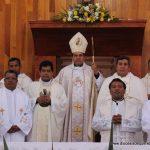 El P. Filiberto Cruz Reyes, párroco en Nuestra Señora de la Paz