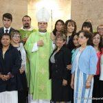 Misa de Acción de Gracias por Diplomado en Teología