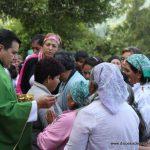 Inició en la Sierra Gorda la 56 Peregrinación de Mujeres al Tepeyac