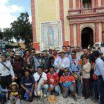 La 125 Peregrinación de Querétaro llega a Cadereyta