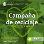 Recicla con Caritas de Querétaro