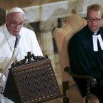 ¿Apoya el Papa la Reforma protestante?