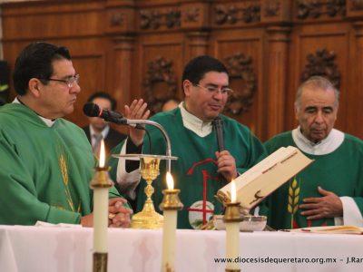 En la Catedral celebramos la Jornada Mundial del Enfermo