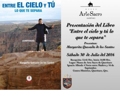 INVITACIÓN: Museo de Arte Sacro.