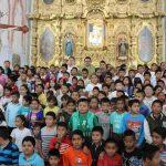 MISA DE ENVIÓ DE LOS NIÑOS MISIONEROS (Juniperitos).