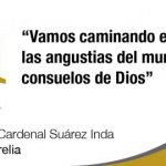 """DESDE LA CEM: """"Vamos caminando entre las angustias del mundo y los consuelos de Dios"""""""