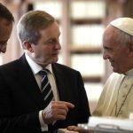 S.S. FRANCISCO: Visitará Irlanda en agosto de 2018, participará en el IX encuentro mundial de las familias en Dublín. El Primer ministro irlandés lo confirmó después de la audiencia de hoy con el Papa.