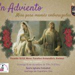 INVITACIÓN: Misa para las Mamás Embarazadas.