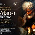 """INVITACIÓN: Escuela Bíblica Diocesana """" Verbum Vitae"""". SEMINARIO del Evangelio de San Mateo."""