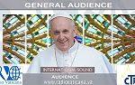 S. S. FRANCISCO: 2017.01.18 General Audience. Todas las semanas, con ocasión de la Audiencia General para la catequesis del miércoles, el Papa se reúne con grupos de fieles y peregrinos.
