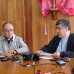 DESDE LA CEM: Monseñor Enrique Díaz es Trasladado a Irapuato