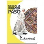 S.S. FRANCISCO: Visitará Colombia del 6 al 11 de septiembre de 2017.