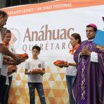 Misa de Envío Universidad Anáhuac, Juventud y Familia Misionera por una Nueva Evangelización.