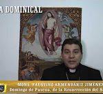 PALABRA DOMINICAL, DOMINGO DE PASCUA DE LA RESURRECCIÓN DEL SEÑOR.