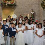 FIESTA PATRONAL Y CONFIRMACIONES, Parroquia de Nuestra Señora del Perpetuo Socorro, Carretas, Querétaro, Qro.