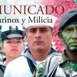DESDE LA CEM: Comunicado a los Marinos y Milicia.
