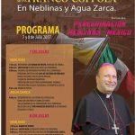 BIENVENIDA AL NUNCIO APOSTÓLICO, MONS. FRANCO COPPOLA.