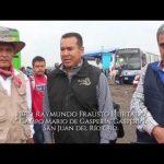 ENTREVISTA AL SR. JAIME ROJO ROJO. Presidente de la Asociación de Peregrinos a Pie de Querétaro al Tepeyac.