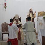 CELEBRACIÓN EUCARÍSTICA Y TOMA DE POSESIÓN, PARROQUIA CRISTO PROFETA.