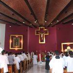 EUCARISTÍA, INICIO DE CURSO ACADÉMICO, SEMINARIO CONCILIAR DIOCESANO DE QRO.