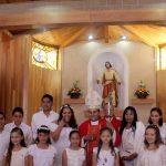 CONFIRMACIONES, PARR. JESÚS DE NAZARET, COL. CIMATARIO.