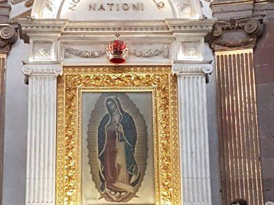 CELEBRACIÓN DE NUESTRA SEÑORA MARÍA REINA. EL DÍA 22 DE AGOSTO.
