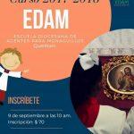 CURSO EDAM 2017- 2018.