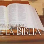 FÓRMULA PARA LA ENTRONIZACIÓN DE LA BIBLIA EN LOS HOGARES.