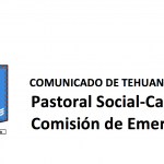 DESDE LA CEM: Comunicado Diócesis de Tehuantepec.