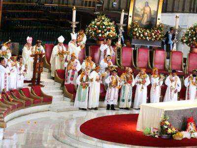 DESDE LA CEM: Homilía de la III Misa en Náhuatl.