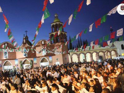 CONFIRMACIÓNES, Párr. Nuestra Señora de Guadalupe, El Colorado.
