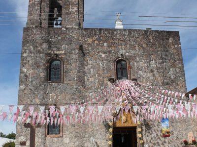 CONFIRMACIÓNES, Parroquia de Santa María de Guadalupe en Arroyo Seco.