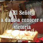 """VIDEO: SALMO RESPONSORIAL,  MISA DEL DÍA, NATIVIDAD DEL SEÑOR.  """" TODA LA TIERRA HA VISTO AL SALVADOR"""" (SAL. 97)"""