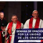 FOLLETO PARA LA SEMANA DE ORACIÓN POR LA UNIDAD DE LOS CRISTIANOS  2018.