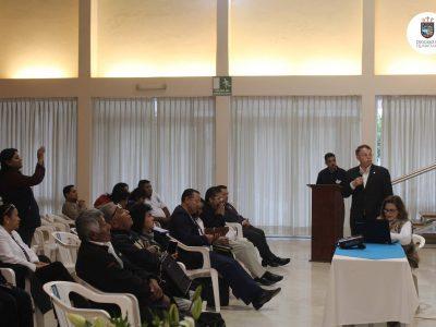 ASAMBLEA DILAIC,  ENTREGA DE PROGRAMACIÓN 2018.