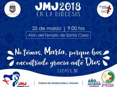JMJ 2018 EN LA DIÓCESIS.