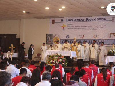 III ENCUENTRO DIOCESANO CODIFAJULAVI