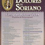 FIESTA DE DOLORES 2018.